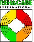 Logo der Rehacare International Messe